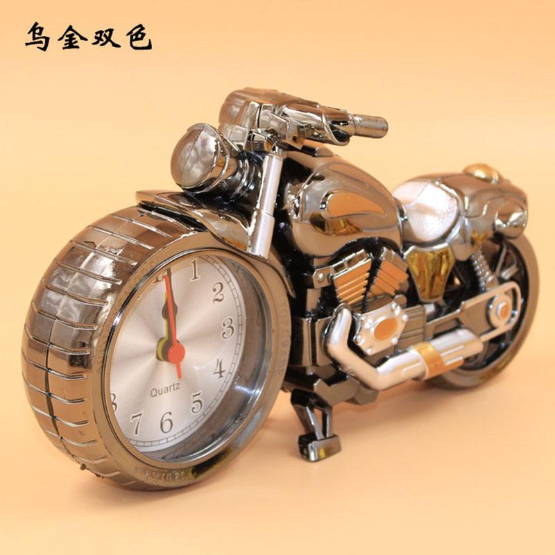 שעון מעורר דגם אופנוע רטרו מגניב