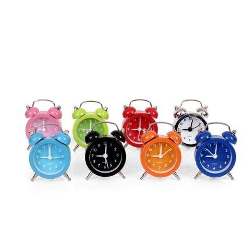 מיני שעון מעורר צבעוני ועוצמתי
