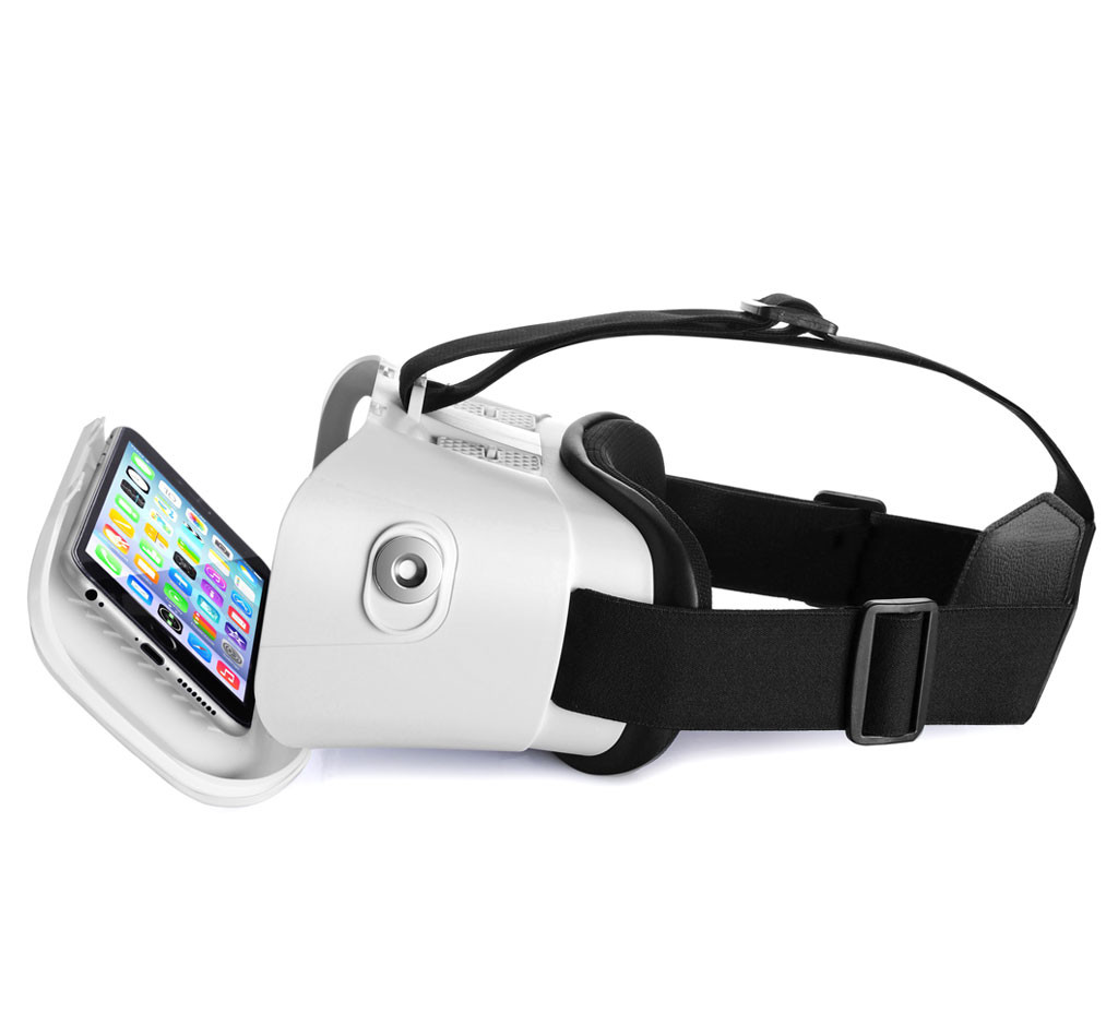 משקפי מציאות מדומה VR BOX