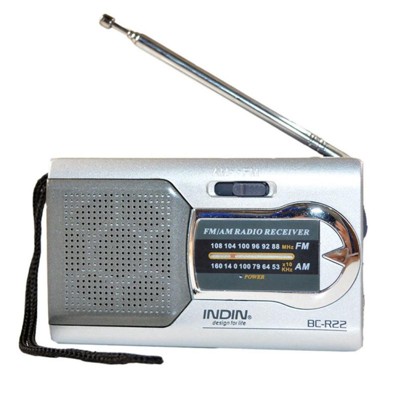 רדיו טרנזיסטור קל וקומפקטי