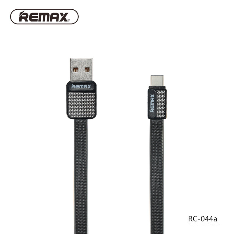 כבל סנכרון וטעינה Type C - USB3 באיכות מדהימה מבית Remax