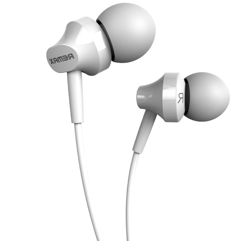 אוזניות סטריאו איכותיות עם מיקרופון מבית REMAX