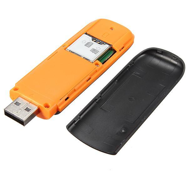 מודם סלולרי USB זעיר Mbps7.2 HSDPA 3G