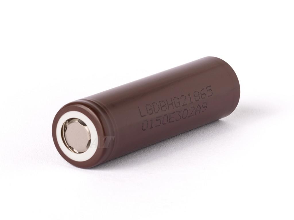 סוללה מקורית lg 18650 hg2 3000mAh
