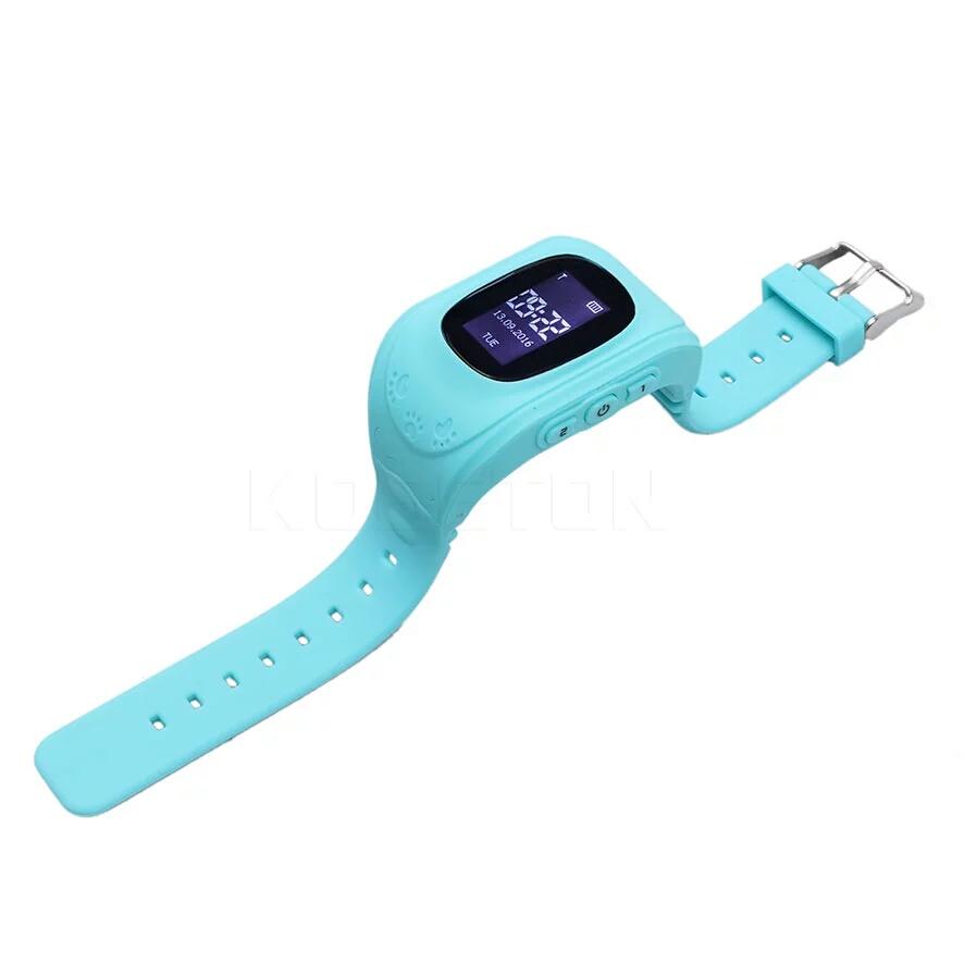 שעון חכם לילד עם GPS לאיתור