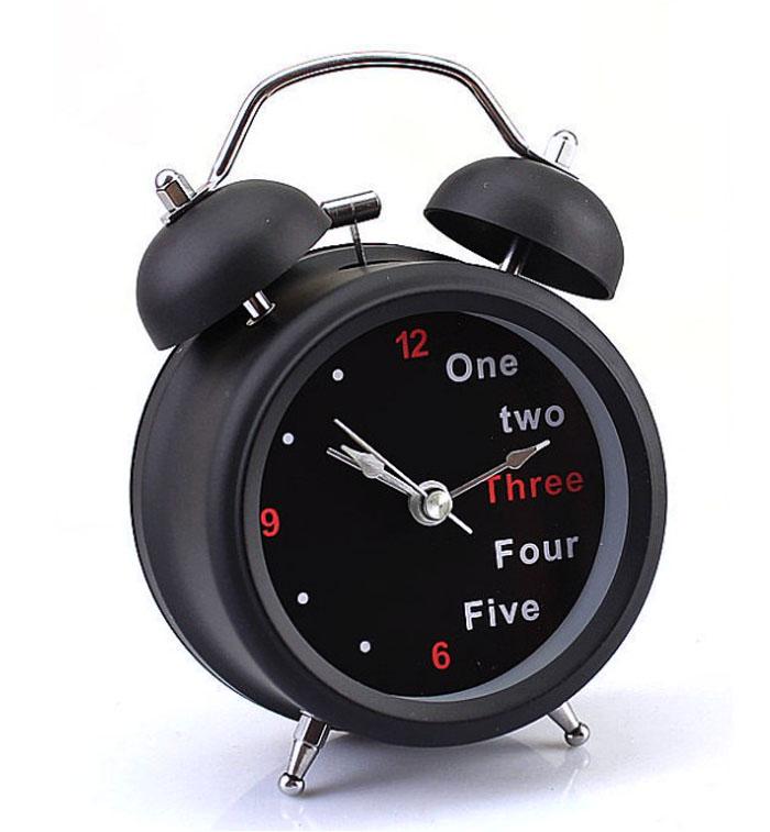 שעון מעורר מחוגים עוצמתי