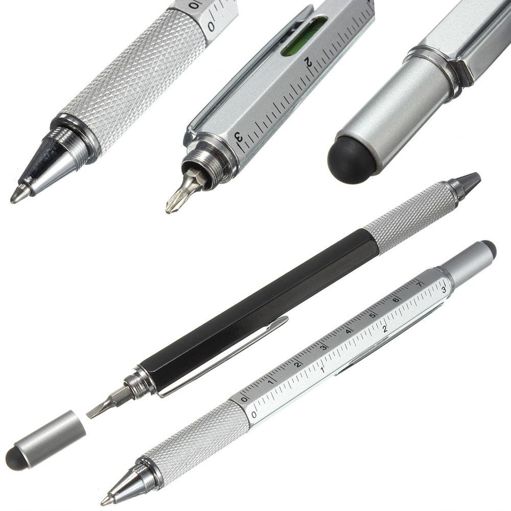 עט פלס 6 פעולות