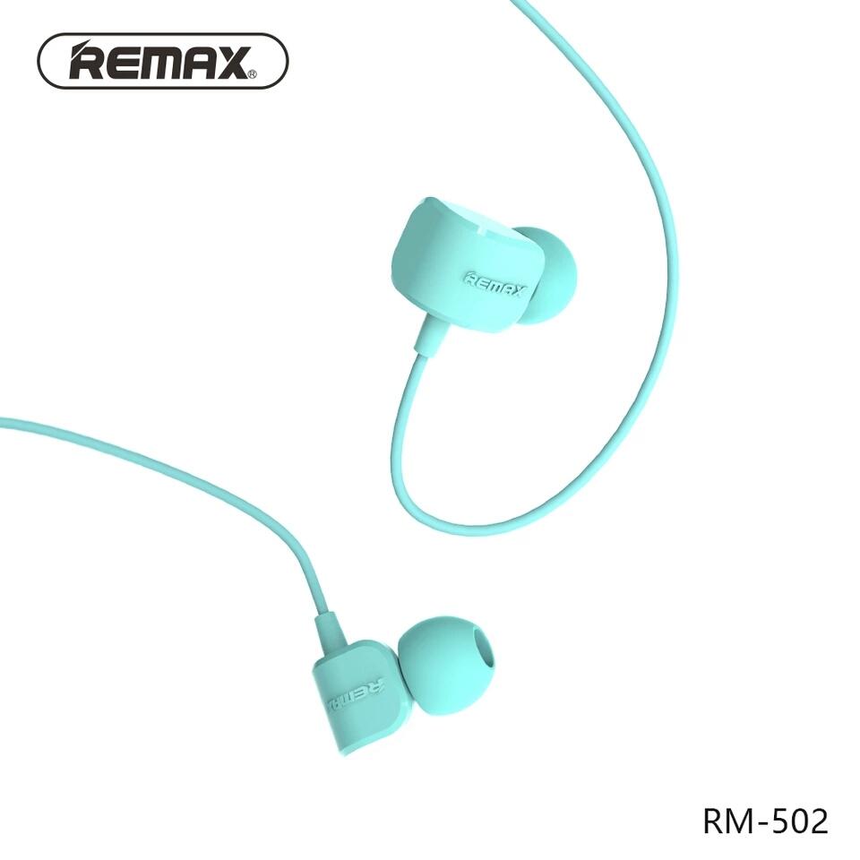 אוזניות עם מקרופון מקוריות מבית Remax