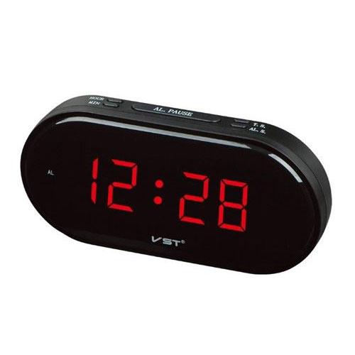 שעון מעורר led חשמלי ספרות גדולות