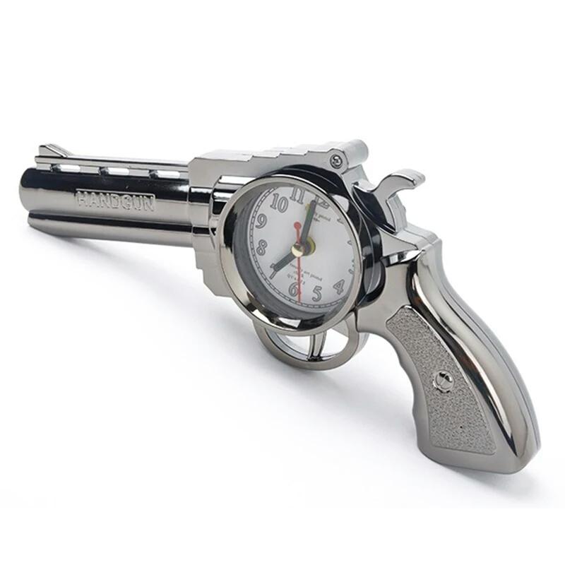 שעון מעורר בצורת אקדח