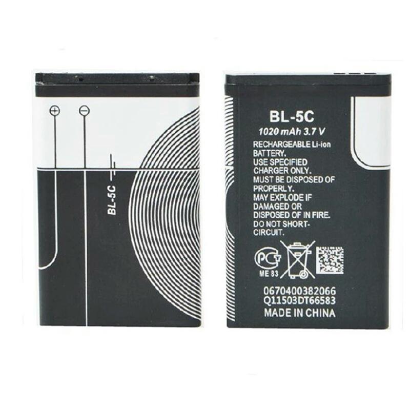 סוללת נוקיה 1020mAh BL-5C