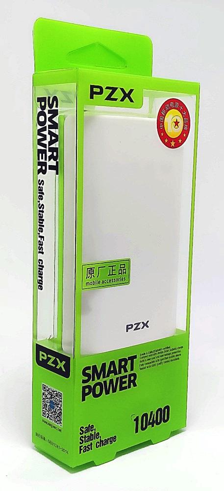 מטען נייד מהיר 10400mAh חברת PZX