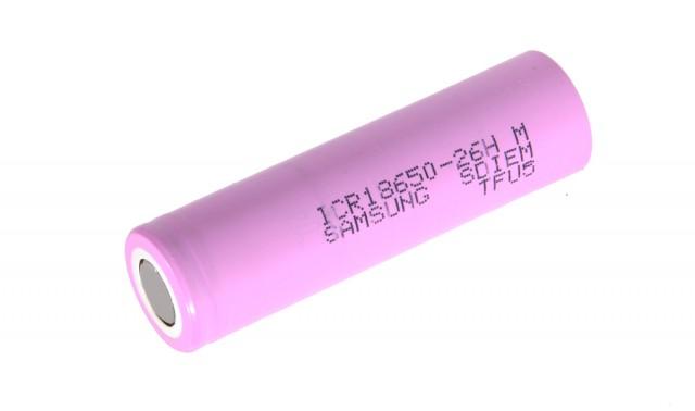סוללה מקורית Samsung 30q 18650