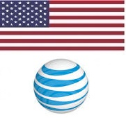 סים לארה''ב לגלישה ולשיחות לחודש על רשת AT&T