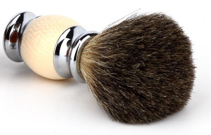 מברשת גילוח אמיתית  TS31 Badger