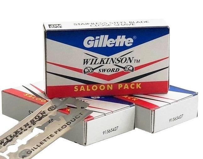30 יחידות תער גילוח גילט Gillette