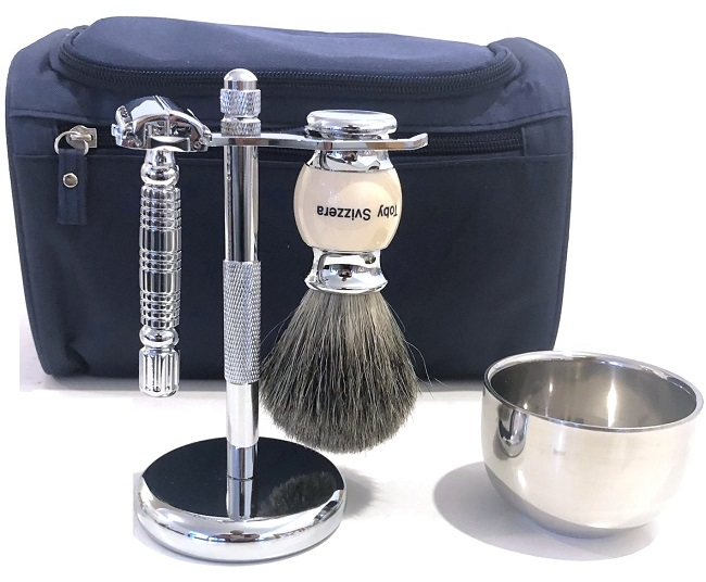 סט מוצרי גילוח