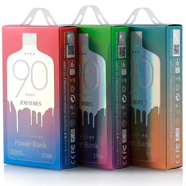 מטען פאוור בנק סוללת גיבוי 10,000MAH דגם בקבוק בושם