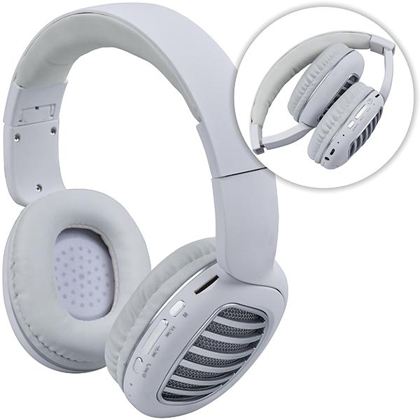 אוזניות Bluetooth מתקפלות  דגם מגה סאונד