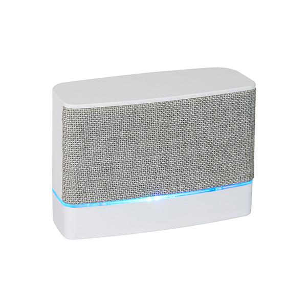 רמקול Hi-Fi 3W BT משולב עם לד תאורה