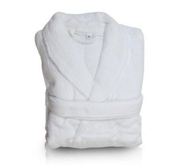 חלוק מגבת   כותנה דגם  טאץ'