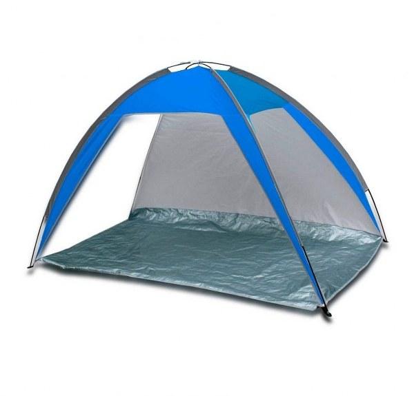 אוהל חוף משפחתי מתקפל דגם פמילי