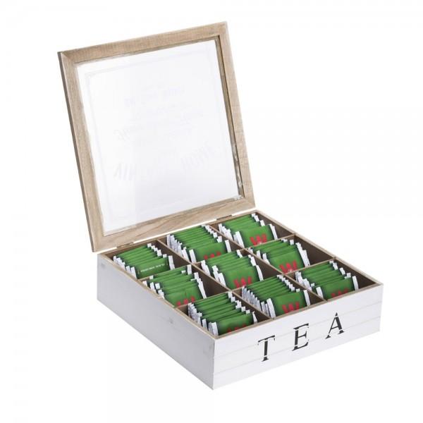 קופסת תה דגם ווילס