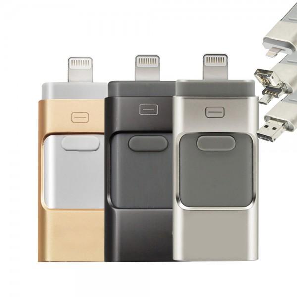 זיכרון נייד דיסק און קי מתאם סמארטפון דגם ג'יגה