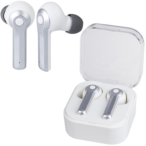 זוג אזניות אלחוטיות EarBuds Bluetooth עם בית טעינה איכותיות מבית Charge-it