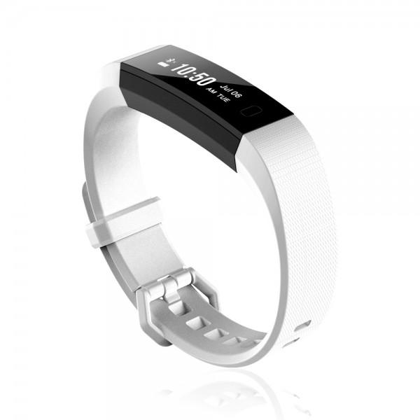 שעון כושר חכם עם אפשרות להזנת נתונים אישיים בדיוק מירבי עם מד דופק דגם אתלט