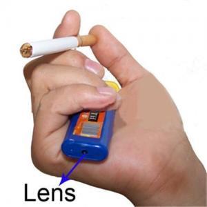 מצית סיגריות - מצלמת ריגול נסתרת