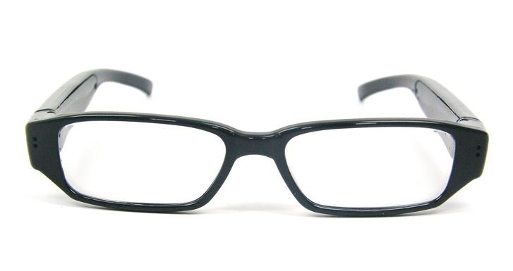משקפי ריגול HD - מצלמה נסתרת מוסלקת במשקפי ראייה