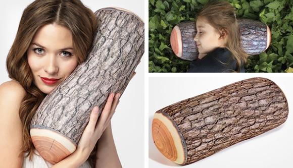 כרית בול עץ