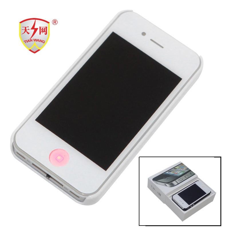 פנס שוקר חשמלי חזק במיוחד בעיצוב אייפון