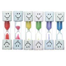 טיימר שעון חול לצחצוח שיניים בצורת שן - 3 דקות