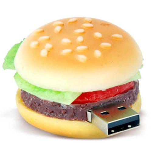 זיכרון נייד 16GB - המבורגר