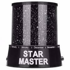 תאורת לילה לד - מופע כוכבים - Star Master