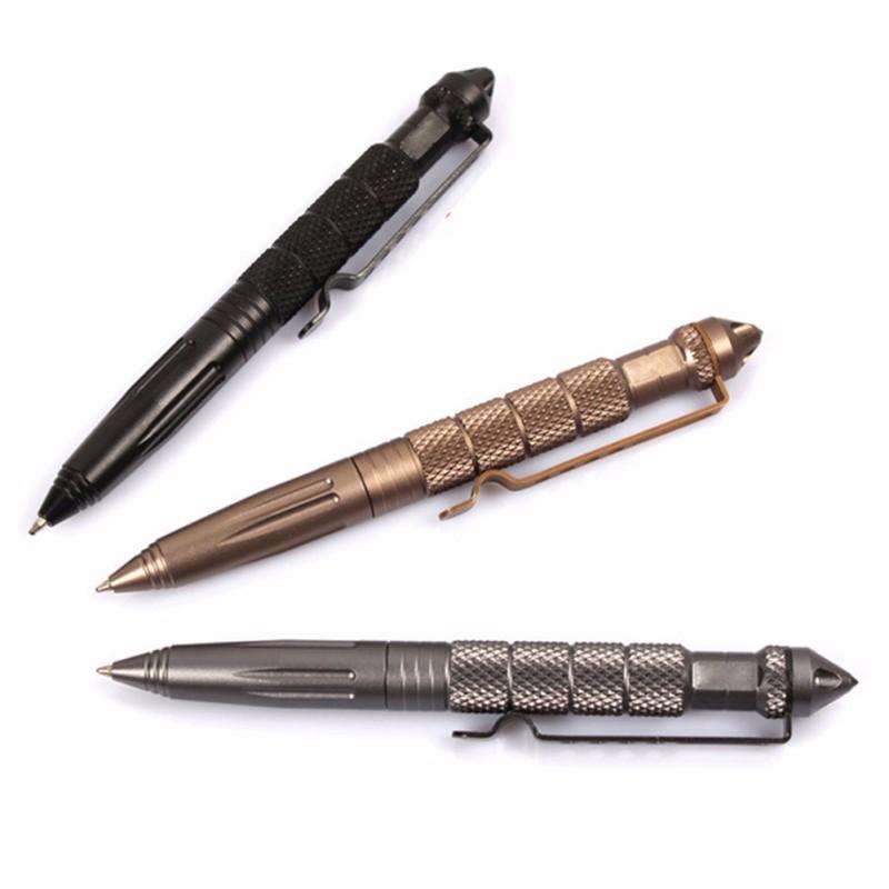 עט טקטי אלומיניום להגנה עצמית