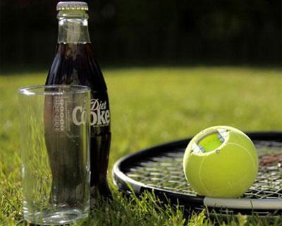 פותחן בקבוקים מוזיקלי ומגנטי בעיצוב כדור טניס/כדורגל/גולף