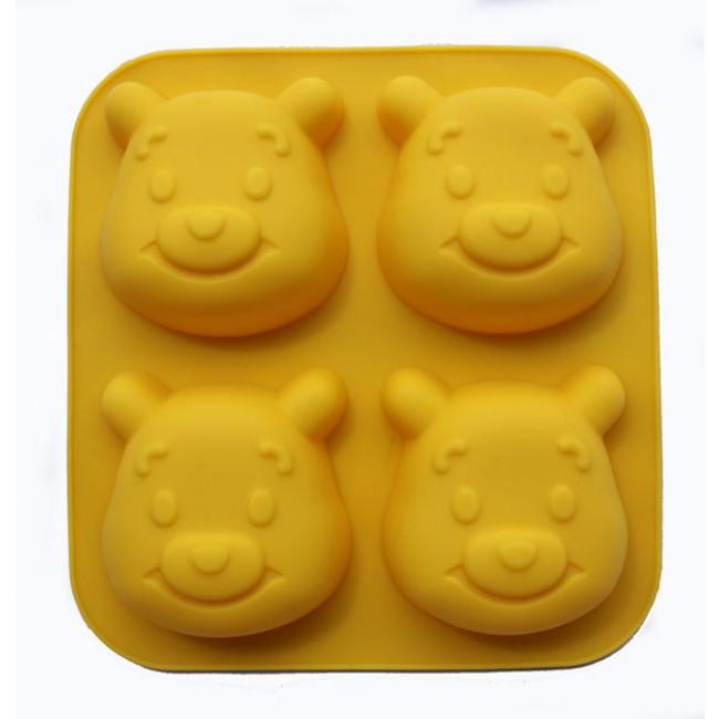 תבנית סיליקון פו הדוב