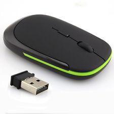 עכבר מחשב אלחוטי - דק במיוחד