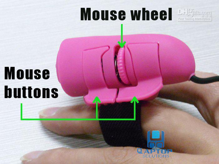 עכבר אצבע