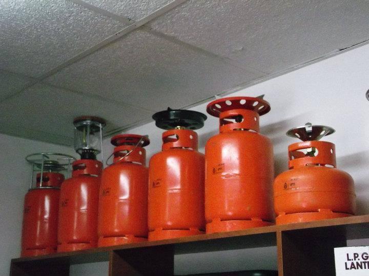 בלוני גז מיכלי גז 12  48 5